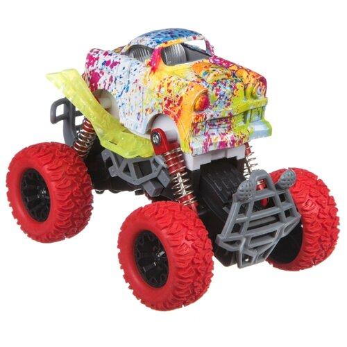 Купить Монстр-трак BONDIBON Парк техники (ВВ4568), Машинки и техника
