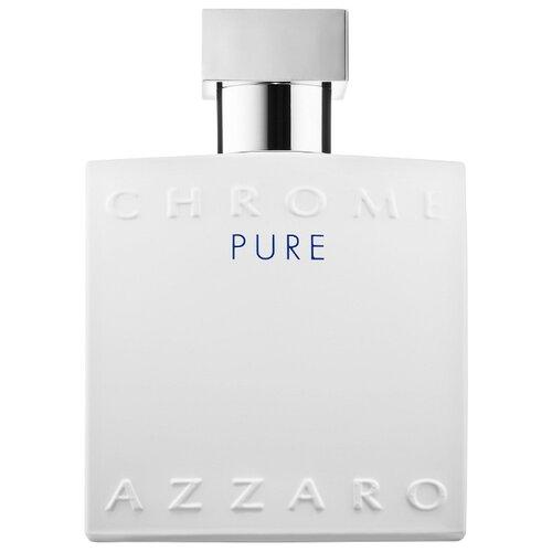 Туалетная вода Azzaro Chrome Pure, 100 мл loris azzaro onyx туалетная вода тестер 100 мл