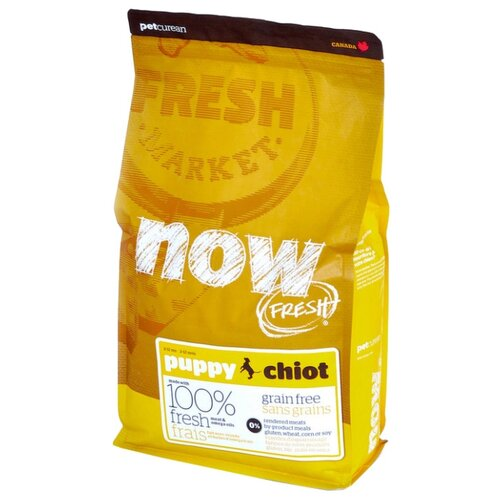 Корм для собак NOW FRESH (5.45 кг) Grain Free Puppy Dog Food RecipeКорма для собак<br>