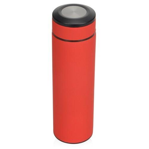 Термос «Confident» с покрытием soft-touch 420мл, красный