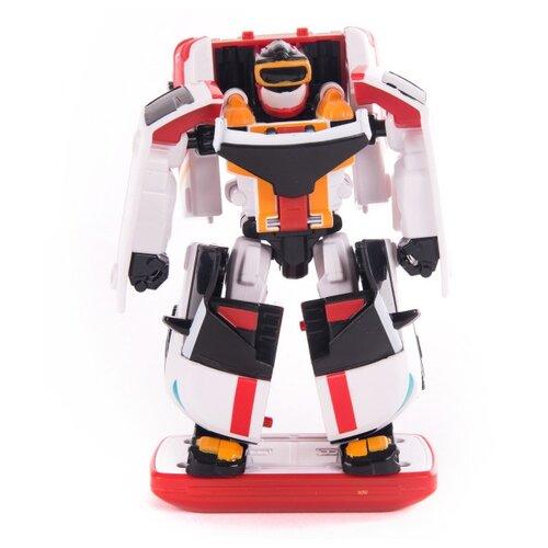 Купить Трансформер YOUNG TOYS Tobot Mini V 301060 белый/серый/красный, Роботы и трансформеры