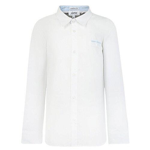 Рубашка Aletta размер 8(128), белый