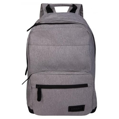 Рюкзак Grizzly RQ-008-1/6 16 (серый)