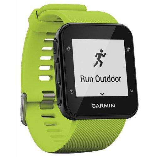 цена на Часы Garmin Forerunner 35 светло-зеленый