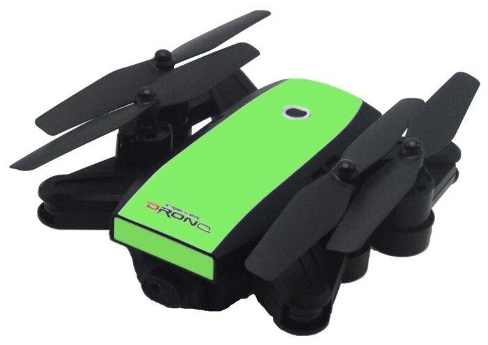 Квадрокоптер iBest X28 зеленый фото 1