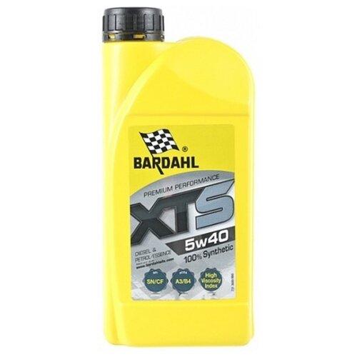 Синтетическое моторное масло Bardahl XTS 5W-40, 1 л по цене 763