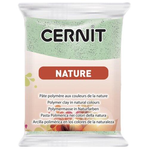 Купить Полимерная глина Cernit Nature базальт с эффектом камня (988), 56 г, Глина