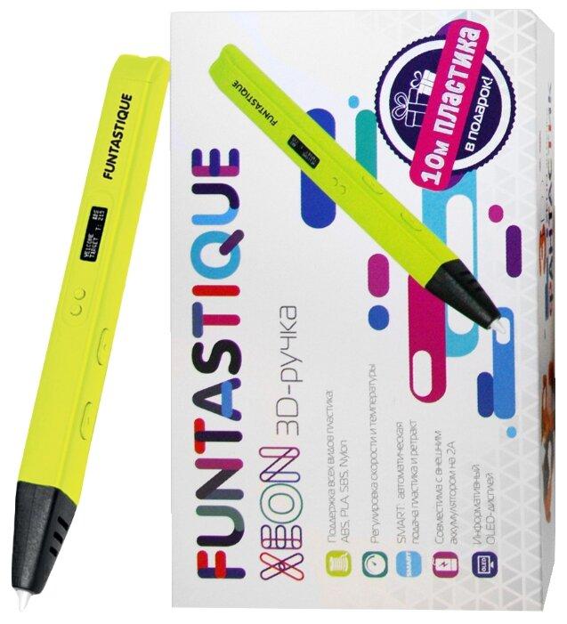 3D-ручка Funtastique XEON желтый фото 1