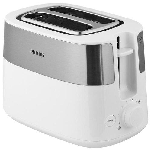 Фото - Тостер Philips HD2515/00, белый тостер philips hd2628 00
