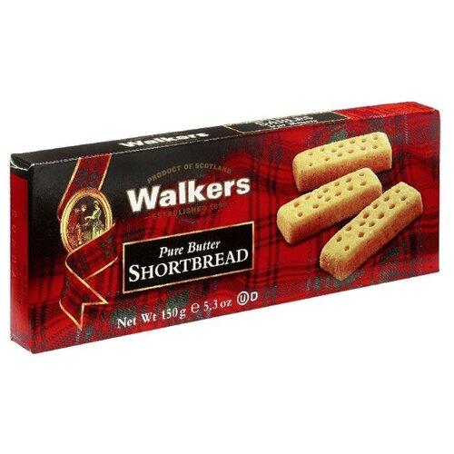 Печенье Walkers Shortbread Fingers 150 г печенье песочное треугольнички walkers 170 г