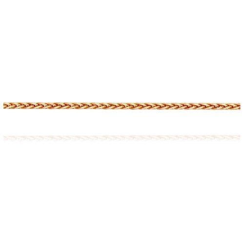 АДАМАС Цепь из золота плетения Колос ЦКЛ318ВА1П-А51, 50 см