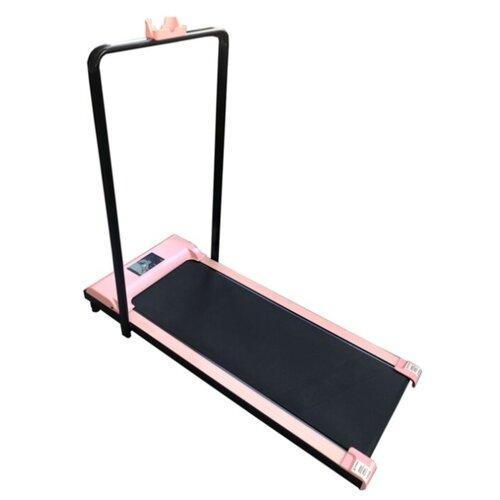 Электрическая беговая дорожка DFC Slim Pro Pink беговая дорожка dfc t2001b