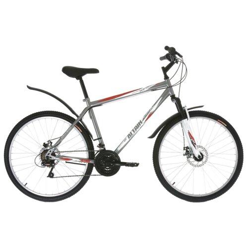 Горный (MTB) велосипед ALTAIR MTB HT 26 3.0 Disc (2017) серый 17 (требует финальной сборки)