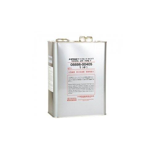 Трансмиссионное масло TOYOTA ATF Type T 4 л