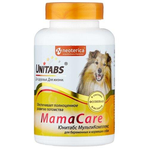 Добавка в корм Unitabs MamaCare для беременных и кормящих собак 100 таб.