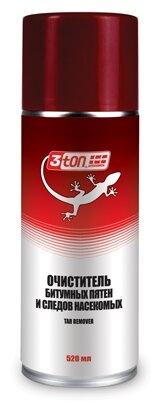 Очиститель кузова 3TON от битумных пятен и следов насекомых, 0.52 л