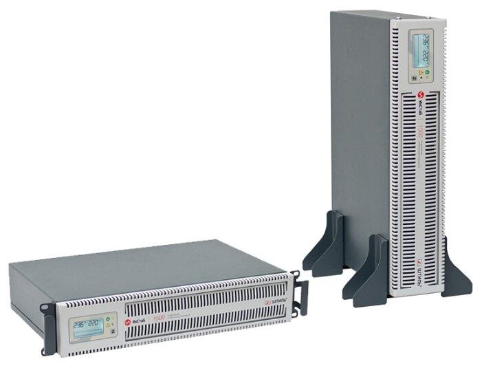 Стабилизатор напряжения однофазный Штиль IS1500RT (1.125 кВт)