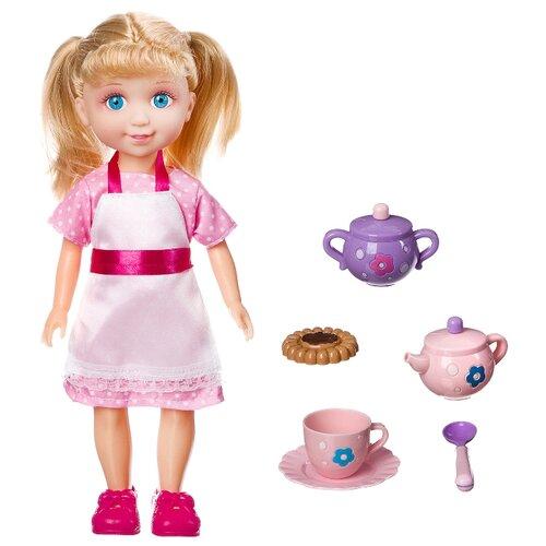 Кукла Yako Jammy Хозяюшка, 25 см, M6330 кукла yako jammy красотка 25 см m6331