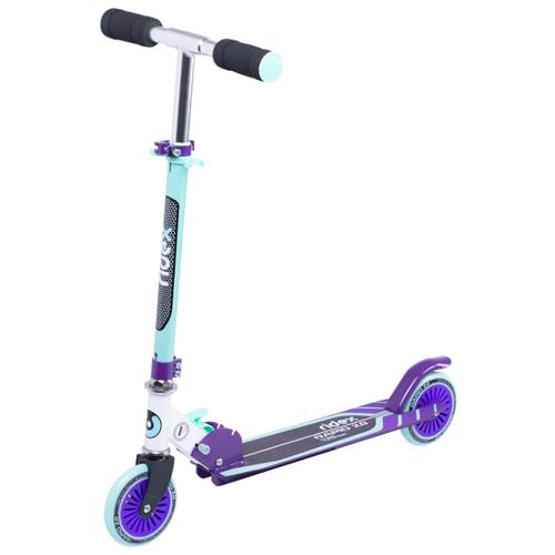 Городской самокат Ridex Rapid 2.0 мятный/фиолетовый ridex скейтборд ridex nemo