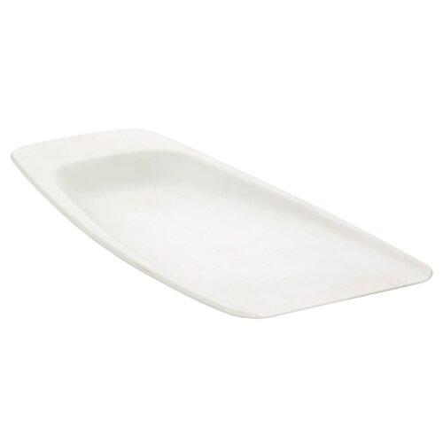 Разделочная доска Tescoma РRESTO 30х21 см (совок) белый