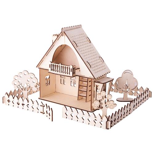 Купить Сборная модель LORI Дачный домик (ФН-011), Сборные модели