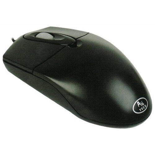 Мышь A4Tech OP-720 Black PS/2 мышь a4tech op 720 white ps 2