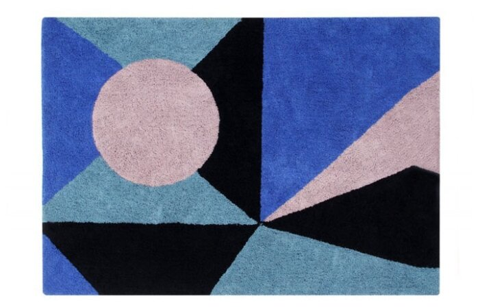 Ковер Lorena Canals Geometric Frame