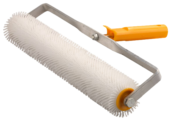 Игольчатый валик для наливных полов STAYER 03951-25 250 мм