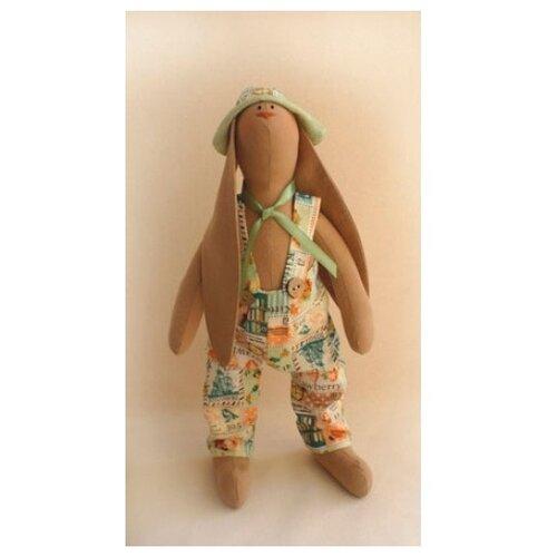 Купить Набор для изготовления текстильной куклы Rabbit's Story , 29 см, арт. R002, Ваниль, Изготовление кукол и игрушек