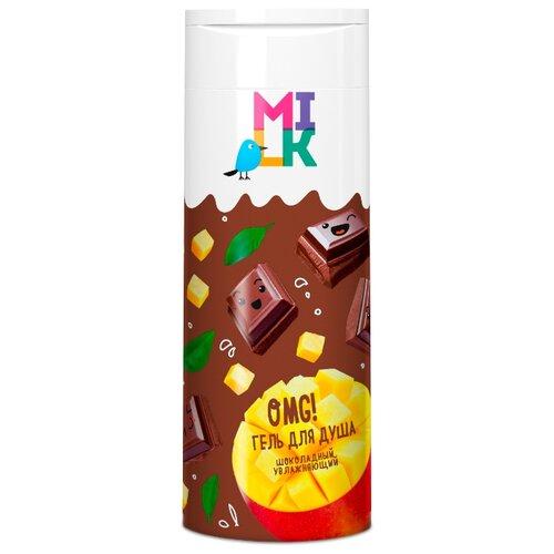 Гель для душа MILK Шоколадный увлажняющий, 400 мл
