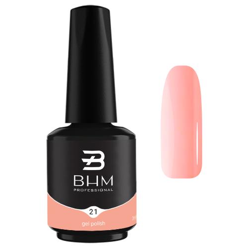 Купить Гель-лак для ногтей BHM Professional Gel Polish, 7 мл, №21 Summer mood