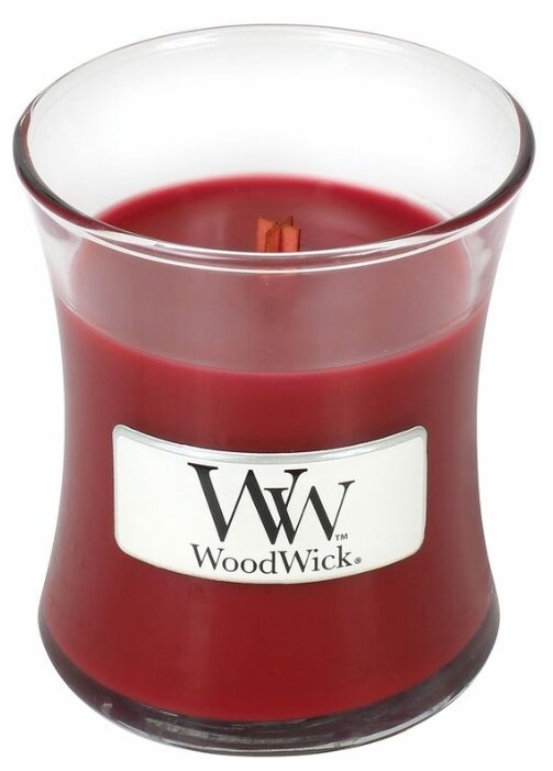 Свеча WoodWick Pomegranate (98194), маленькая