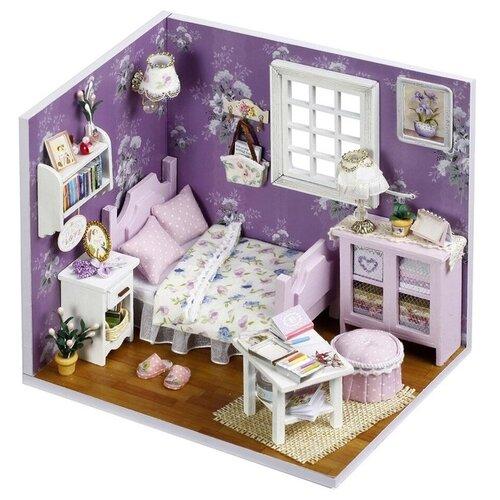 Купить Dolemikki кукольный домик ZQW02, фиолетовый, Кукольные домики