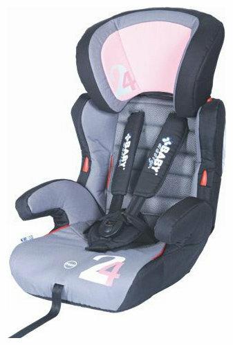 Автокресло группа 1/2/3 (9-36 кг) Baby Design Jumbo Sporty