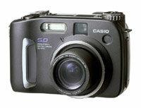 Фотоаппарат CASIO QV-5700
