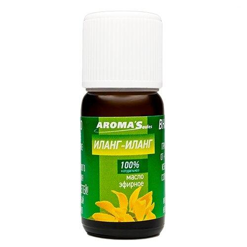 AROMA'Saules эфирное масло Иланг-иланг 10 мл
