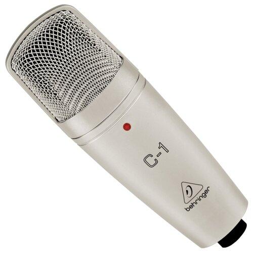 Микрофон BEHRINGER C-1 бежевый