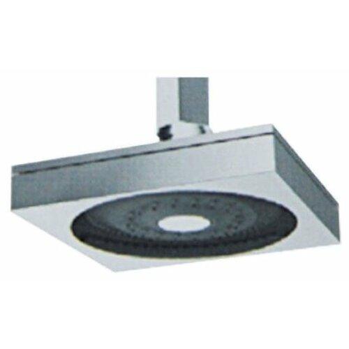 Верхний душ встраиваемый Raiber RFD-23 хром