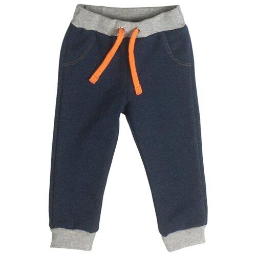 Брюки Sonia Kids размер 104, синий брюки trendyco kids trendyco kids mp002xg00i37