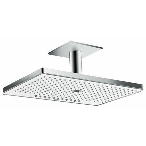 Верхний душ встраиваемый hansgrohe Rainmaker Select 460 3jet 24006400 комбинированное верхний душ hansgrohe rainmaker select 24001600