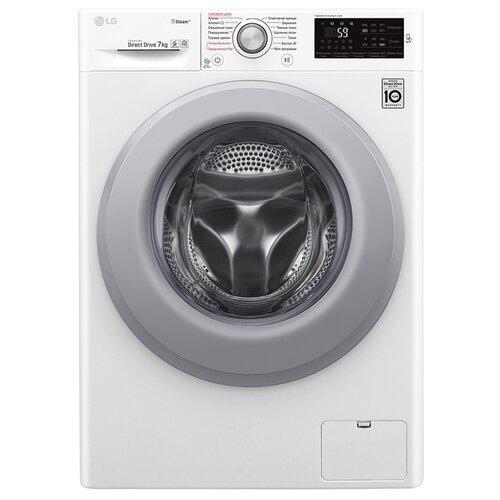 Стиральная машина LG Steam F2M5HS4W стиральная машина lg f10b8qd