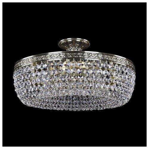 Фото - Люстра Bohemia Ivele Crystal 1903 19031/45IV GB, E14, 240 Вт bohemia ivele crystal 1903 19031 45iv gb