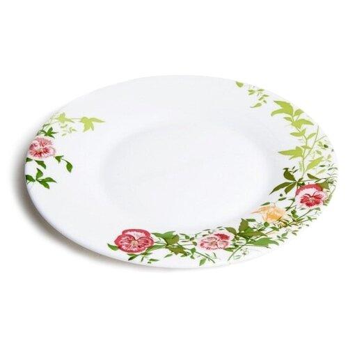 Luminarc Тарелка десертная Latone 22 см белый тарелка закусочная десертная luminarc nordic epona d 22 см