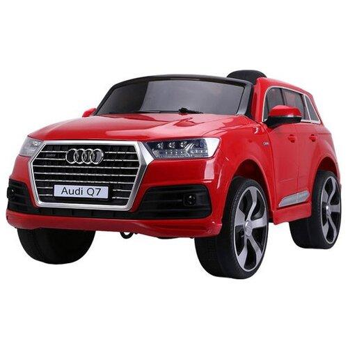 Купить Shenzhen Toys Автомобиль Audi Q7 красный, Электромобили