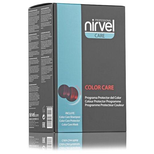 Купить Косметический набор CARE для окрашенных волос NIRVEL PROFESSIONAL color care 2*250+150 мл
