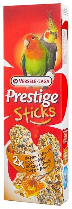 Лакомство для птиц Versele-Laga с орехами и медом Prestige