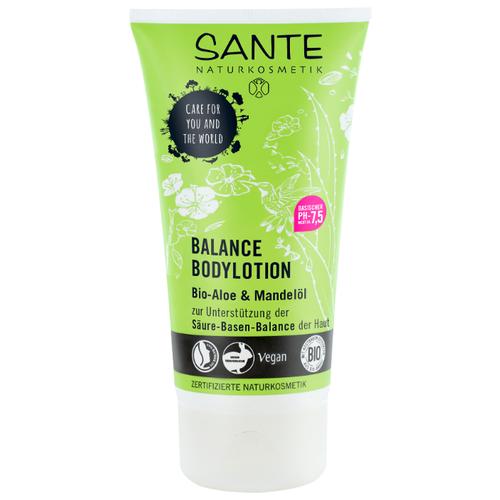 Лосьон для тела Sante Balance Bodylotion Bio-Aloe & Mandelöl, тюбик, 150 мл лосьон для тела bio marine wild orchid 180 мл