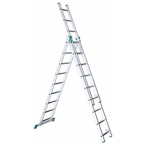 Лестница трансформер 3-секционная ALVE 7609