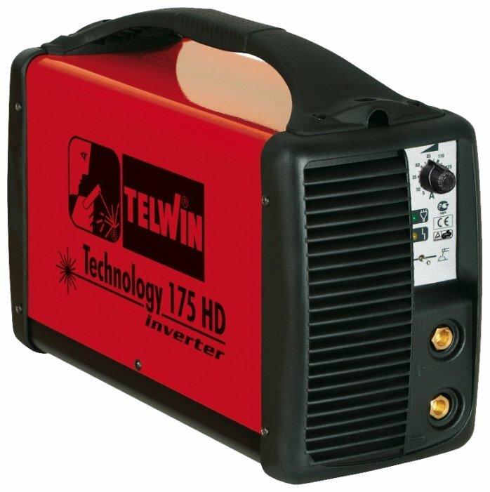 Сварочный аппарат Telwin Technology 175 HD (TIG, MMA)