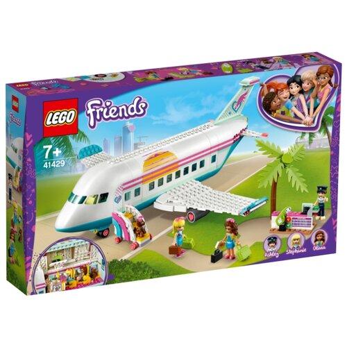 Купить Конструктор LEGO Friends 41429 Самолёт в Хартлейк Сити, Конструкторы